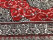 Modern Aprox 6x4 115x1165cm Woven Stunning Rugs Sale Top Quality Red/Grey rugs